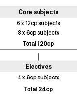 Course diagram: C10271